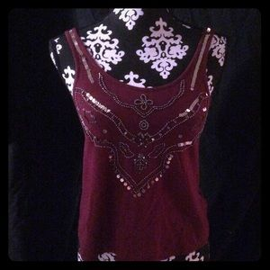 Women's Embellished Cami
